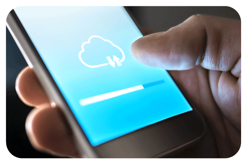 Cloud en Back-up ICT Serverruimte servers